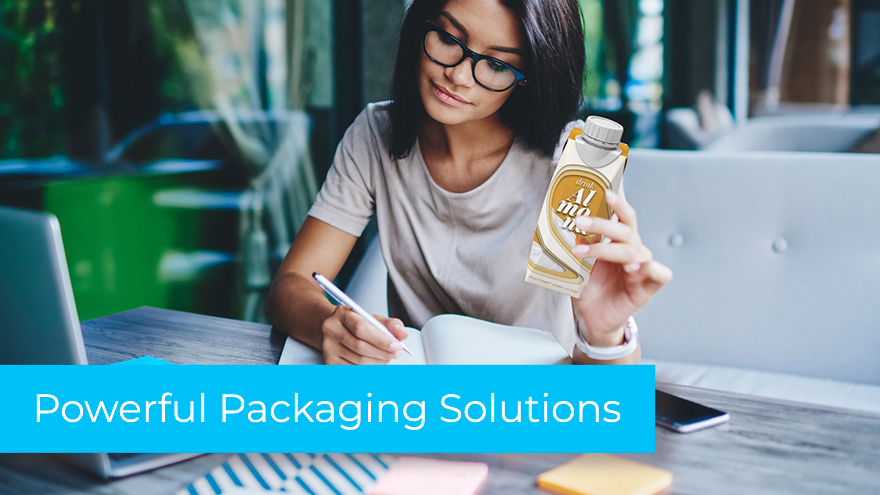 powerful packaging solutions